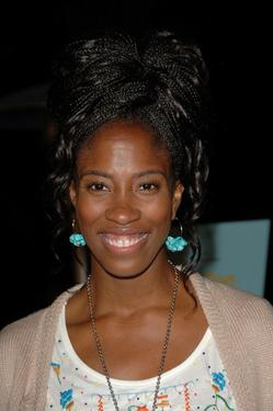 Shondrella Avery at the LA premiere of &quot;Year Of The Dog.&quot;